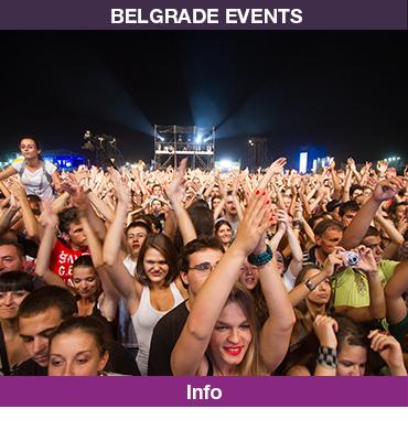 Belgrade-events