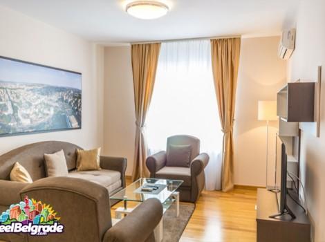 apartmants per day belgrade