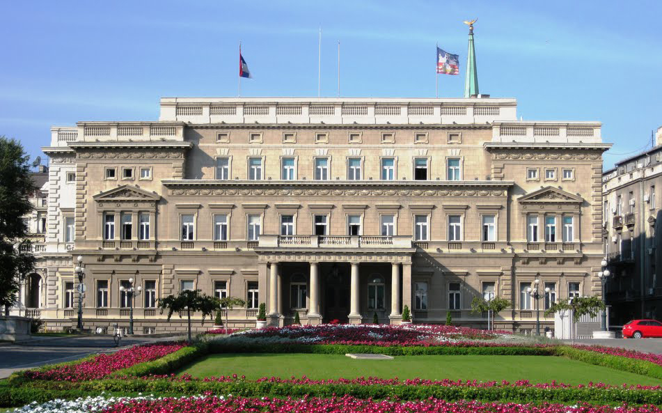 Belgrade Palaces The Old Palace Feelbelgrade