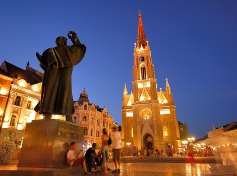 novi sad and sremski karlovci sightseeing tour visit serbia
