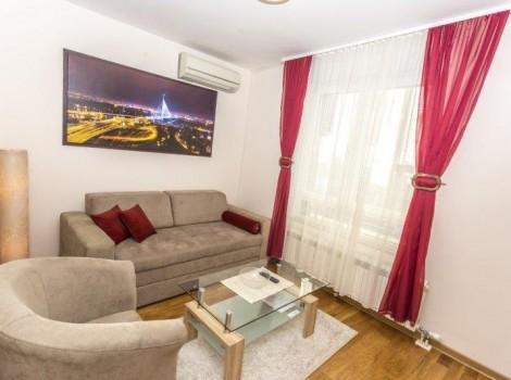 Rental apartments in Belgrade city center apartments for rent