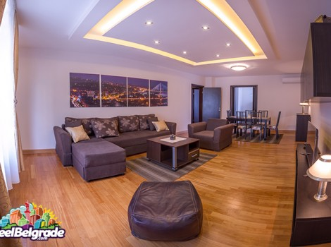 Renting Apartments in city center - lux apartments in Belgrade