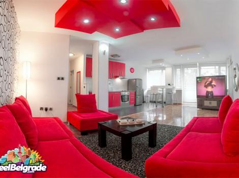 Apartman Sava Centar Beograd