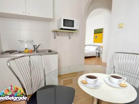 Apartman Trg Republike Beograd