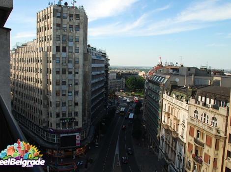 Apartman Penthouse Beograd