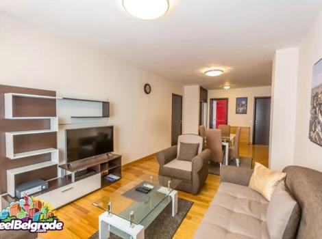 Apartman FeelBelgrade Residence Lux