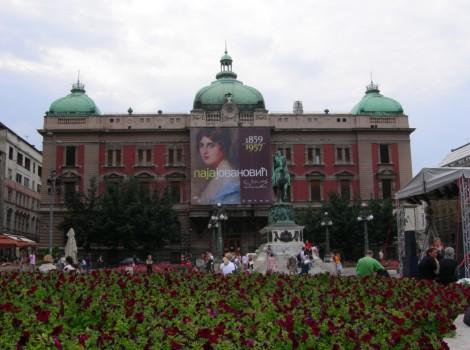 kultura u beogradu Narodni_muzej,_Beograd apartmani na dan beograd