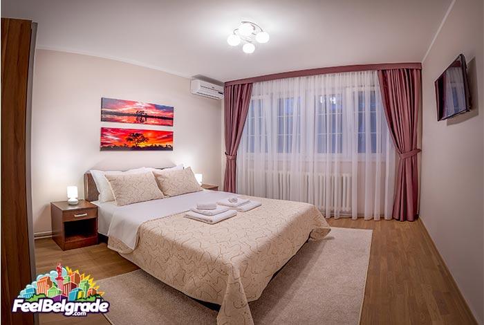 Apartmani Beograd izdavanje na dan