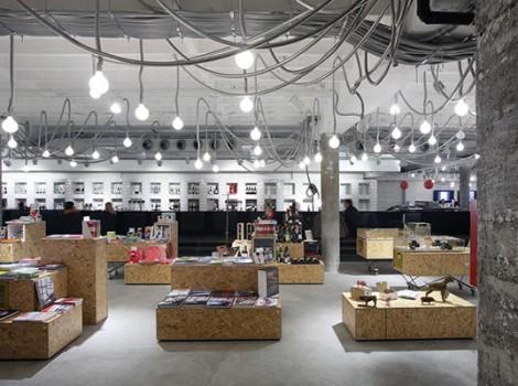 Kafe Supermarket concept store