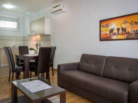 Apartman Feel Belgrade City Classic