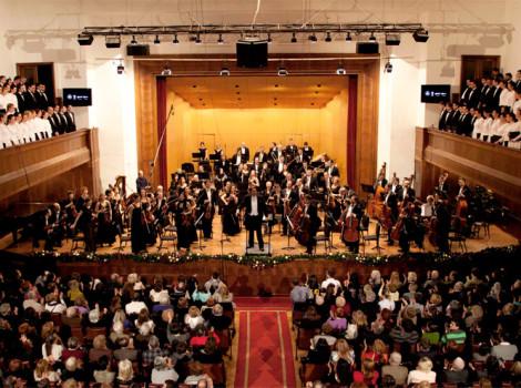 Koncert Beogradske filharmonije, Koncert na Kolarcu Beogradska Filharmonija