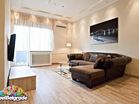 Apartment Bohemian Quarter FeelBelgrade