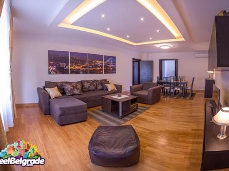 Apartment FeelBelgrade Deluxe