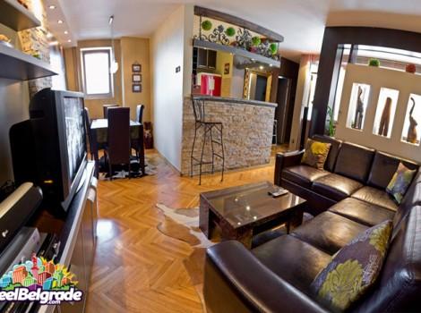 Apartman Dečanska Beograd
