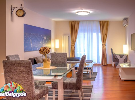 Apartman FeelBelgrade Executive suite