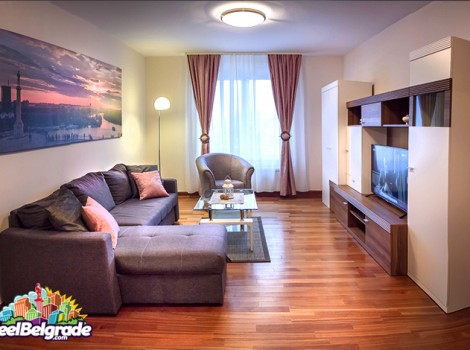 Apartman FeelBelgrade Lux Executive