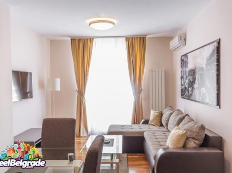 Apartman FeelBelgrade Business Lux