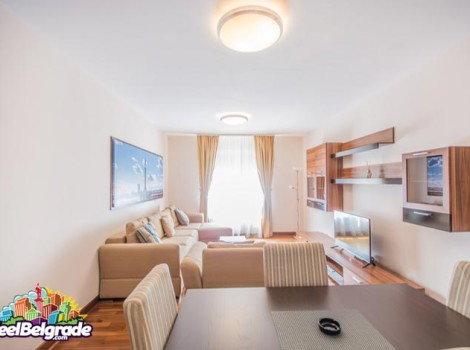 Apartman FeelBelgrade Deluxe suite