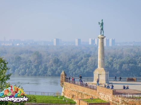 Spomenici Beograda - Spomenik pobedniku, atrakcije Beograda, beogradske ture, šta posetiti u Beogradu