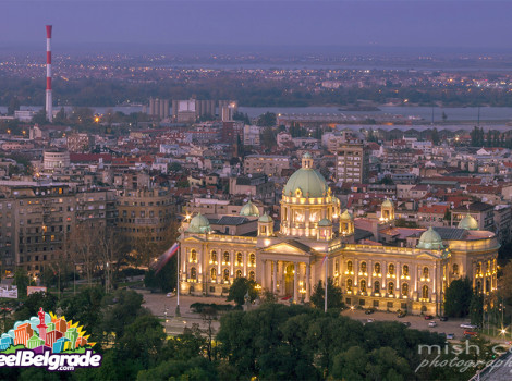 Dom Narodne skupštine Beograd, šta videti u Beogradu, spomenici Beograda, beogradske atrakcije
