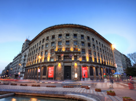 muzeji beograda apartmani u centru beograda Istorijski-muzej-Srbije