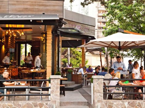 Kafe restoran Voulez Vous Beograd