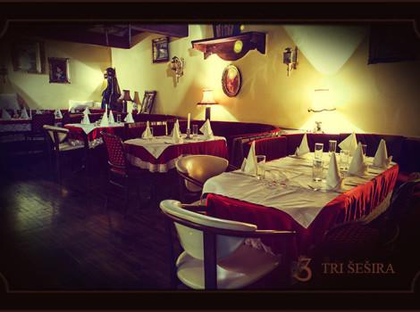 restoran tri sesira beogradski restorani boemski restorani