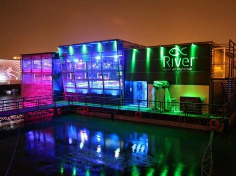 Splav River beogradski splavovi