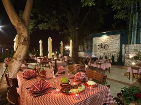 Restoran Zavičaj, Zavičaj Zvezdara, etno restorani