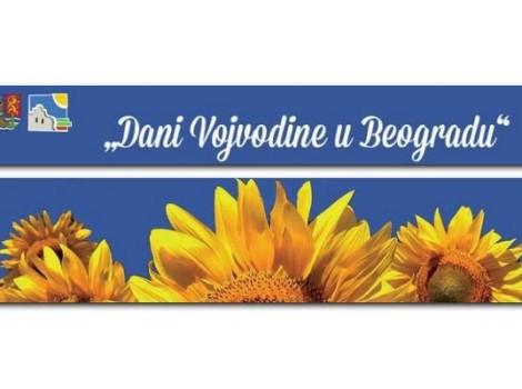 Dani Vojvodine u Beogradu