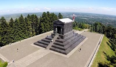 Avala - Top of the Belgrade